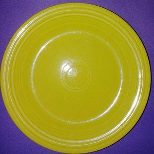 Fiestaware Dinner Plate